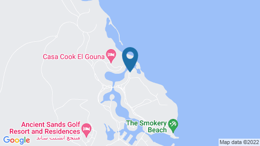 La Maison Bleue - Adults Only Map
