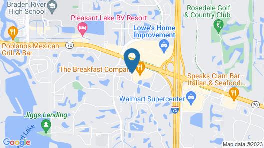 Country Inn & Suites by Radisson, Bradenton-Lakewood Ranch, FL Map