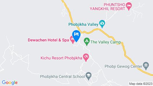 Yue Loki Resort Map