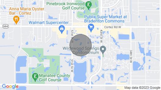 Superior Condo, Pools, Tennis, Wifi, Near Img, Hot Tub, Beach,golf Just 15 Minut Map