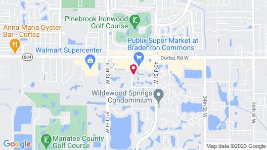 Shorewalk Vacation Villas Map