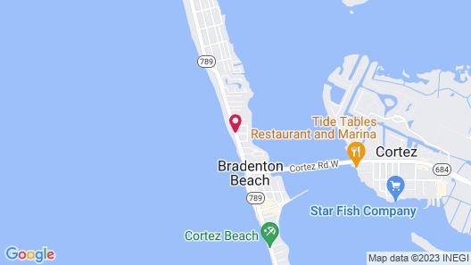 Queen's Gate Resort Map