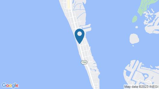 Anna Maria Island Dream Inn Map