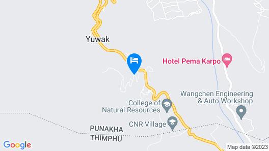 Hotel Vara Map