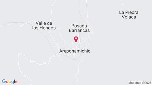 Cabañas Darely By Rotamundos Map