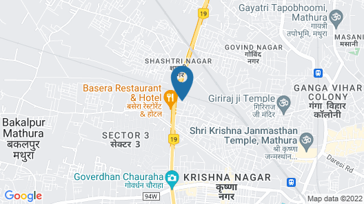 The Radha Ashok Map