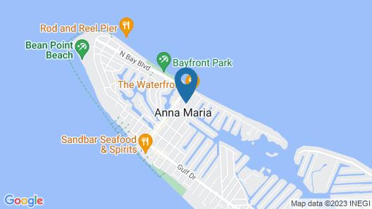 Sunrise Garden Resort by Vacasa Map