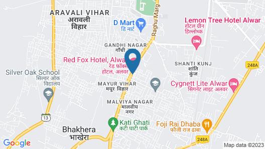 Enkotel Premier Hotel Map