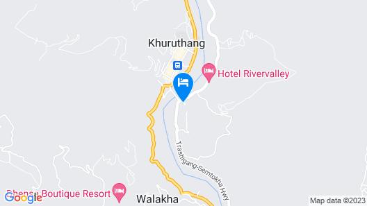 Khuru Resort Map