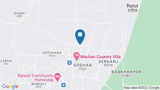 Machan Country Villa Map