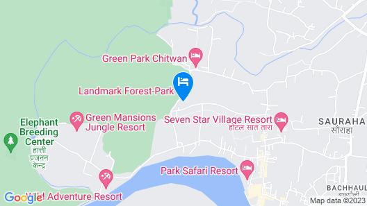Landmark Forest Park Map