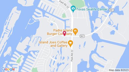 Waves Resort Map