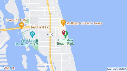 The Driftwood Resort Map