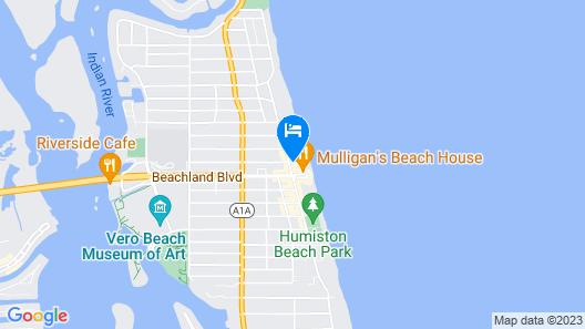 Holiday Inn Oceanside, an IHG Hotel Map