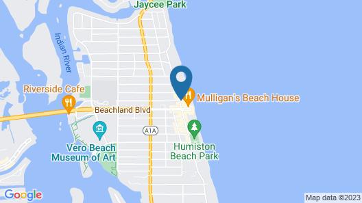 Holiday Inn Oceanside Map