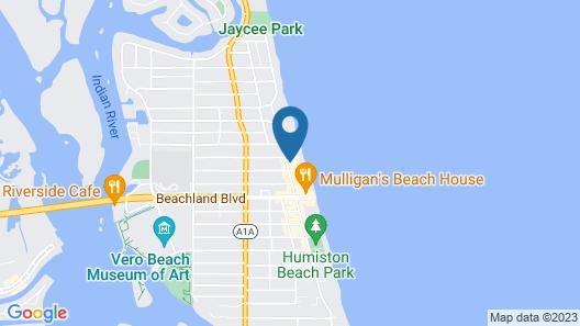 Kimpton Vero Beach Hotel & Spa, an IHG Hotel Map