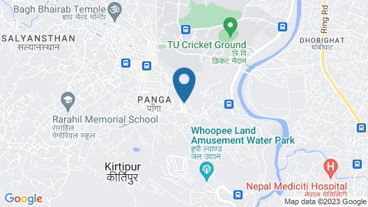 Shakya Residence Map