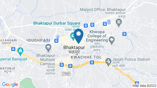 Siddhi Home & Restaurant  Map