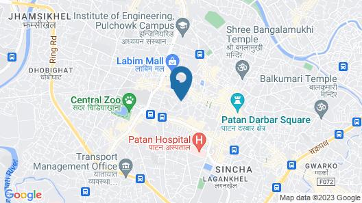 Durbar and Square Apartment Map