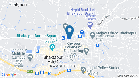 Swastik Guest House Map