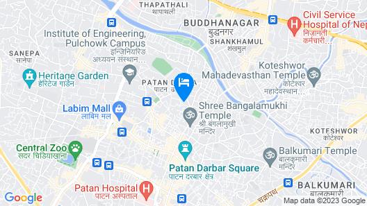 Shakya House Map
