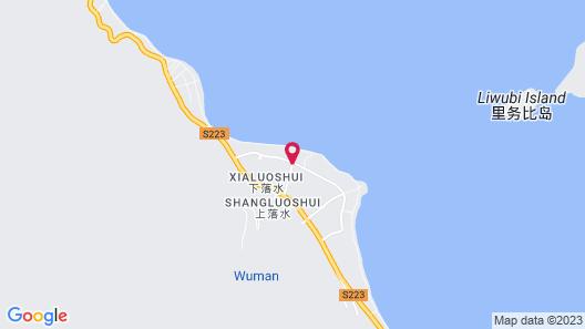 Origin Inn Map