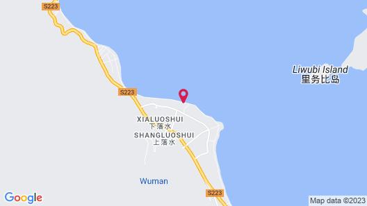 Sanse Yunhe Inn Map