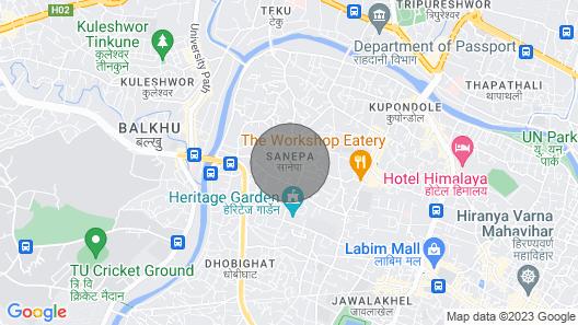 Apartment - Kathmandu Map