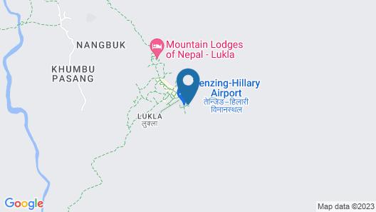 Himalaya Lodge  Map