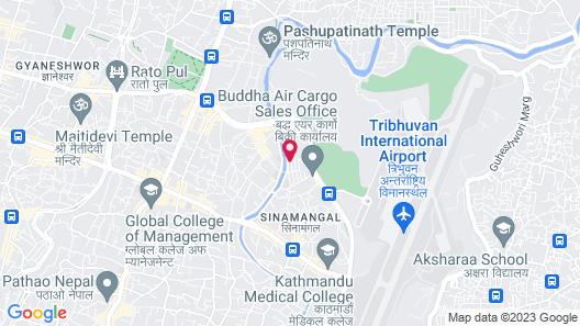 Hotel Sunaulo Inn Map