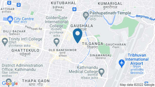 Hotel Shivam Plaza Map