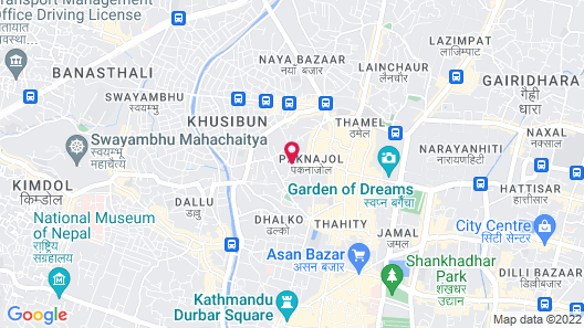 Kathmandu Suite Home Map