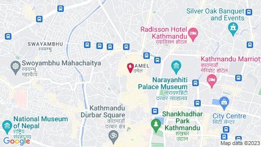 Dalai-La Boutique Hotel Map
