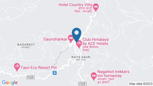 Mount Everest Hotel & Resort Map
