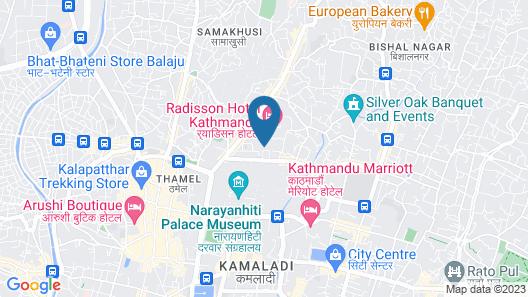 Hotel Heranya Map