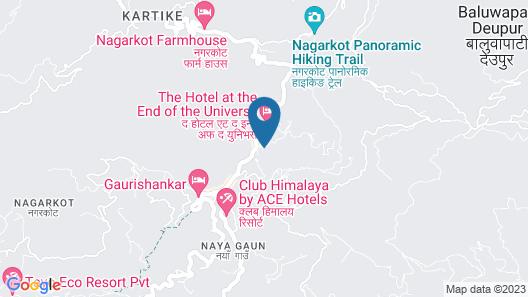 Mountain Resort Map