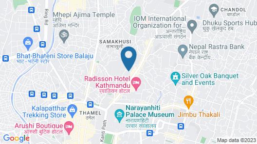 Rani Kunj by Casa Deyra Map