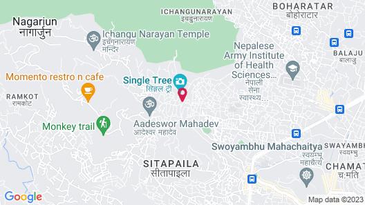 Brookside Ichangu House Map