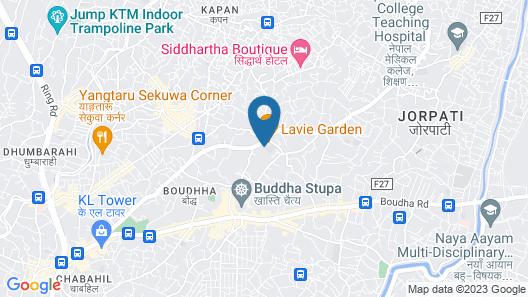 Lavee Residence Map