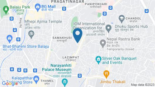 Nana Homes Map