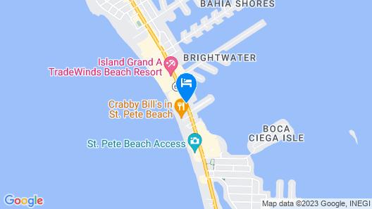 Bellwether Beach Resort Map