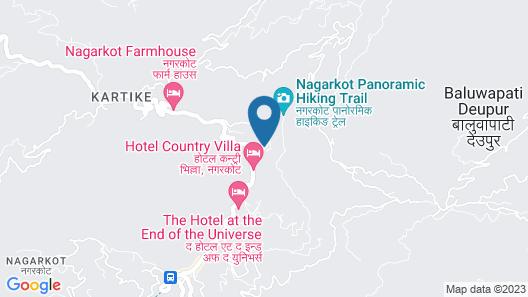 Nagarkot Naldum Village Resort Map
