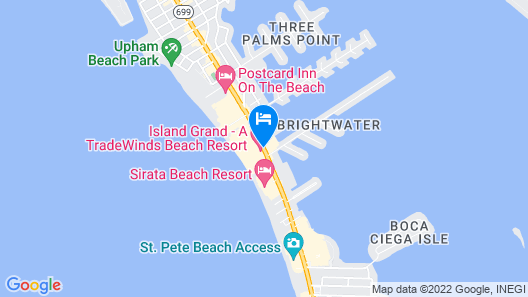 TradeWinds Island Grand Map