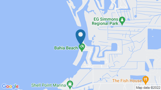 The Resort & Club at Little Harbor Map