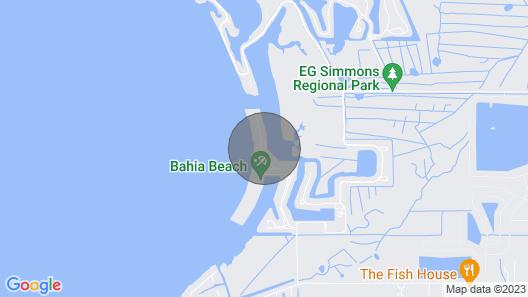 GETAWAY BEACH RESORT CONDO AT LITTLE HARBOR, SUNRISE AND WATER VIEWS #505 Map