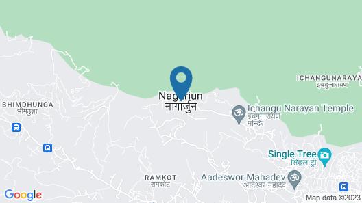 Simrik Real Nepal Treks & Expedition Map