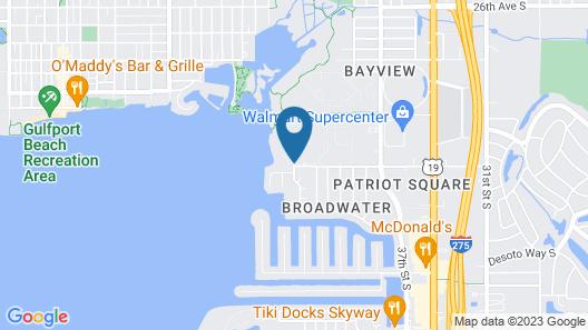 Bermuda Bay by Affordable Beach Condos Map
