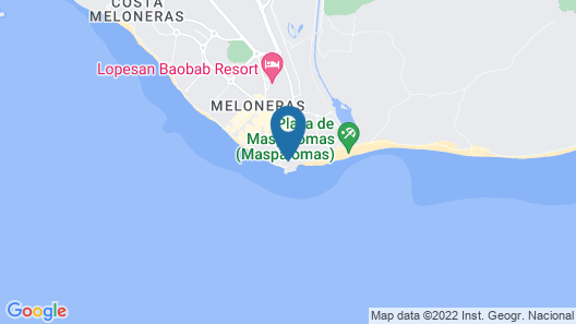 Hotel Faro, a Lopesan Collection Hotel Map