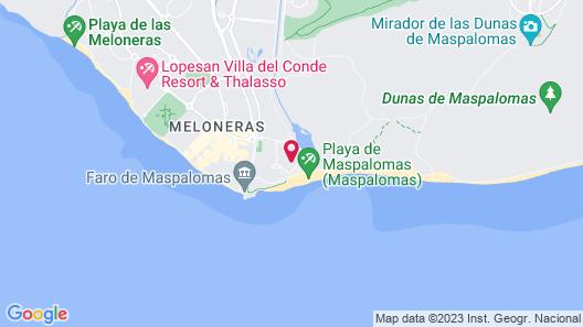 Seaside Palm Beach Map