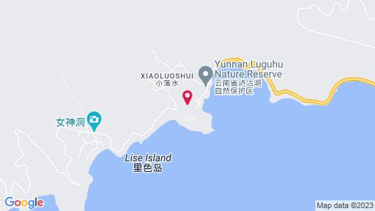 Yunhu Villa Map